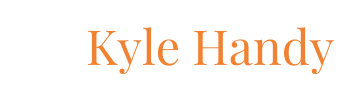 KH Logo White